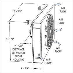 12v Dash Fan on 3 position rotary switch wiring diagram